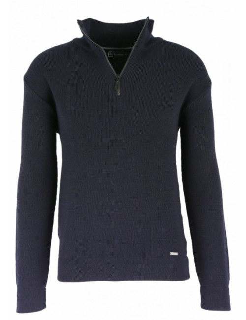 Pull camionneur Armor-lux Chateaulin  marine