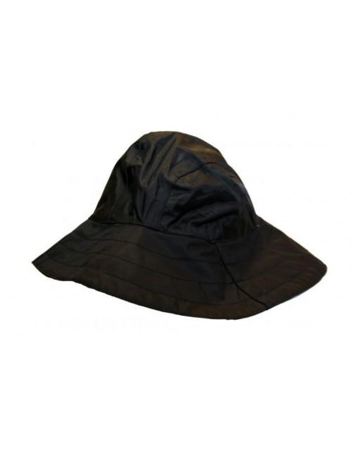 Chapeau de pluie Suroit noir