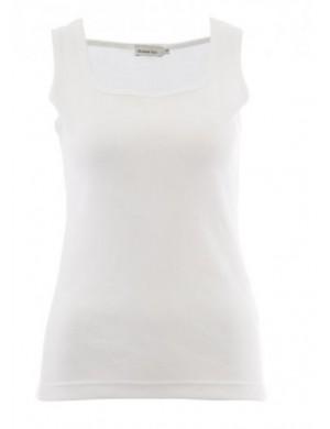 Débardeur Armor-lux femme blanc