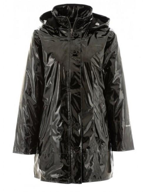 Vêtement de pluie femme Bermudes Pilat noir
