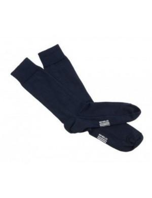 chaussettes coton Armor-lux marine