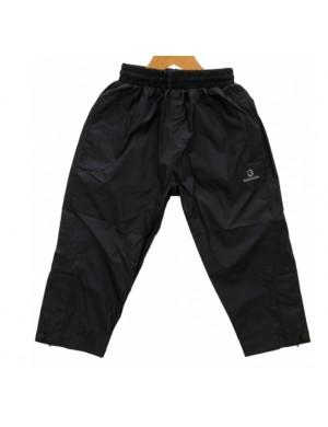 Pantalon enfant imperméable Bermudes marine