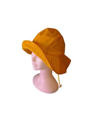 Chapeau de pluie Suroit jaune