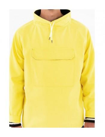 Vareuse capuche mixte Armro-lux jaune