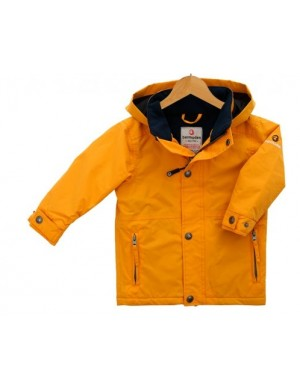 Parka enfant Bermudes jaune Hot kid