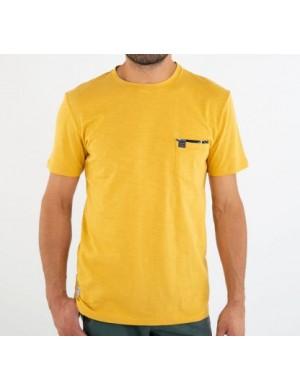 "T-shirt ""Vertu"" homme Bermudes"