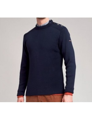Pull marin uni Armor-Lux homme