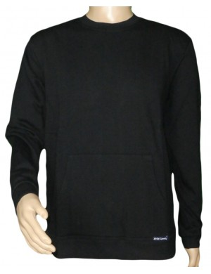 "Sweat noir ""Tribord"""