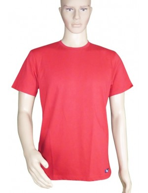 T-shirt barque rouge mixte