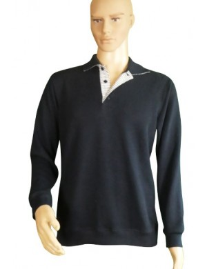Polo Cherbourg marine homme