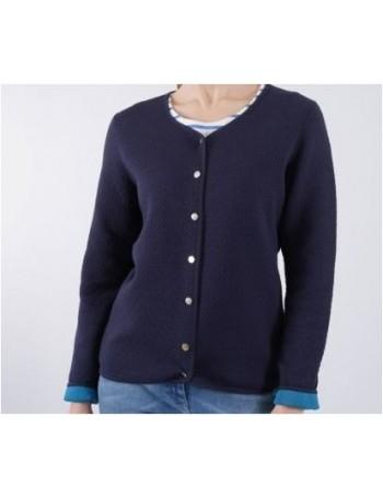 veste cardigan matelassée 78605
