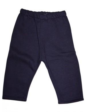 Pantalon molleton marine