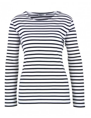 Marinière Armor-lux femme Lesconil blanc/marine