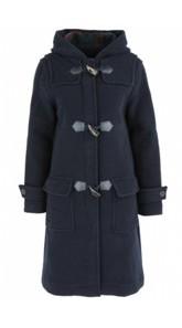 Manteau femme fin de serie